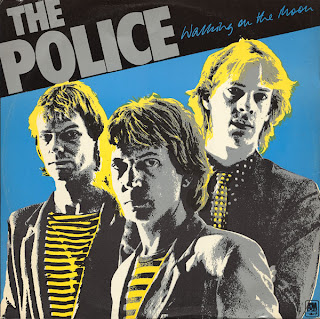THE POLICE - WALKING ON THE MOON (ORIGINAL MIX)