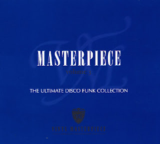 MASTERPIECE VOLUME 3 - THE ULTIMATE DISCO FUNK COLLECTION