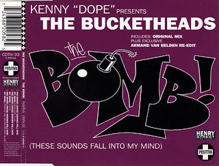 THE BUCKETHEADS - THE BOMB ! (CDM)