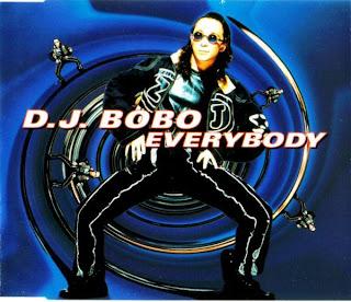 D.J. BoBo* - Everybody  (CDM)