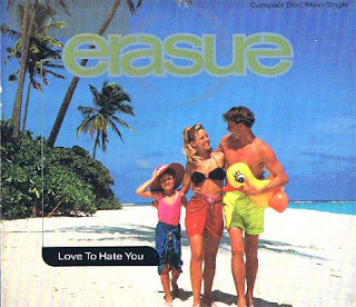 Erasure - Love to Hate You (Maxi Single)??�