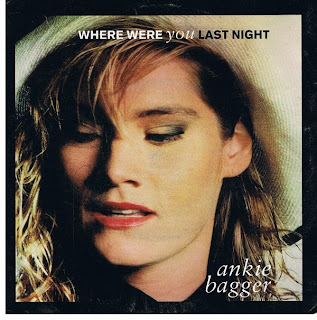 Ankie Bagger - Where Were You Last Night - 12 MIX