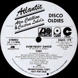 CHIC  - EVERYBODY DANCE (MAXI)