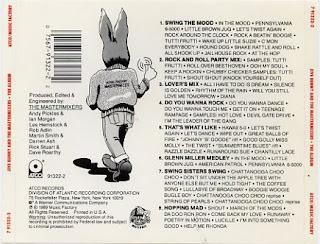 Jive Bunny & The MasterMixers - The Album