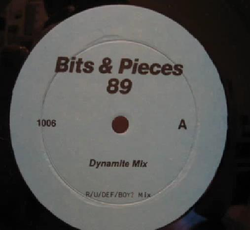 1 BITS & PIECES 89 (DYNAMITE