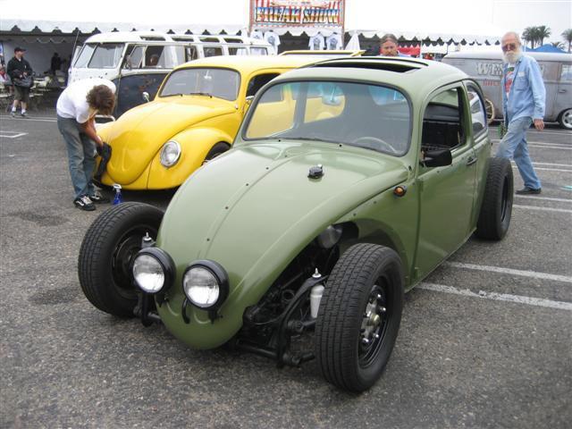 VW Fusca Hot Rod - Convertibles
