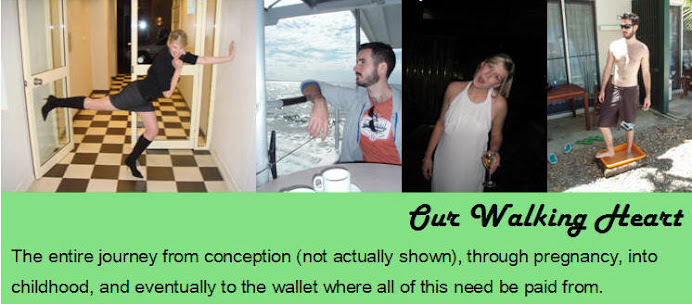 Our Walking Heart