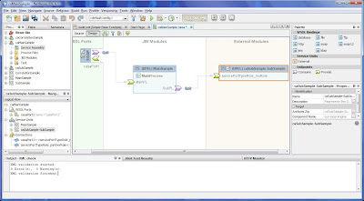 Glassfish ESB IDE, based on Netbeans 6.1