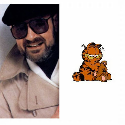 Lorenzo Music as Garfield