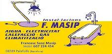 F. MASIP (Instal.lacions)