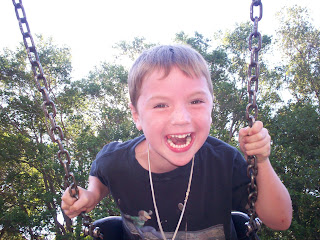 Smilin' Swinging' Son o' Mine