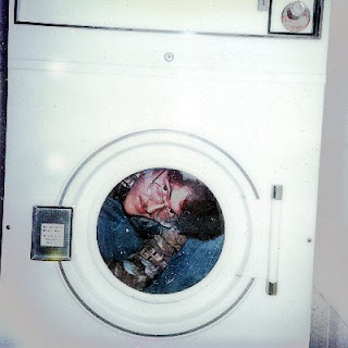 Yeah, It's Weird Al Riding in a Dryer