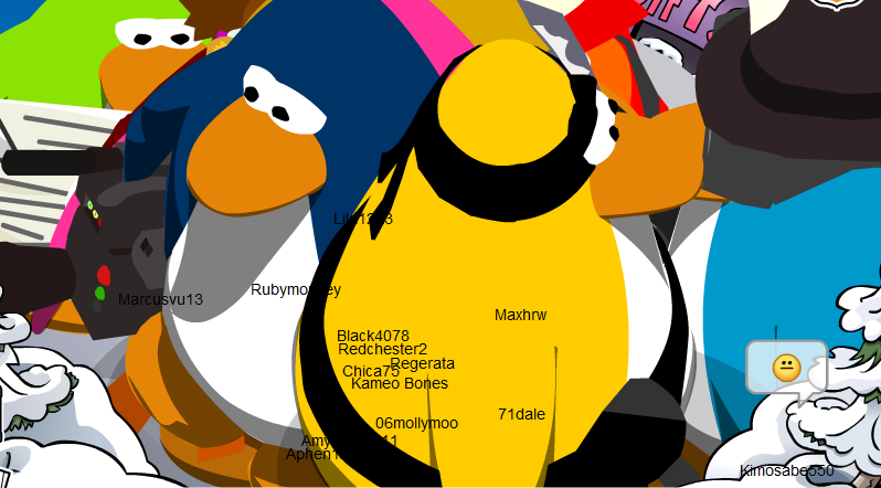 Clubpenguin rockhopper naked
