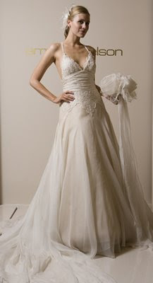 Pratie Place: [Hannah] On Sewing Your Own Wedding Dress, II