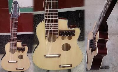 10 струнная гитара