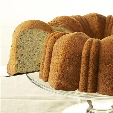 Poppyseed cake recipes