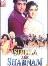 Shola Aur Shabnam (1992) Hindi Movie Watch Online