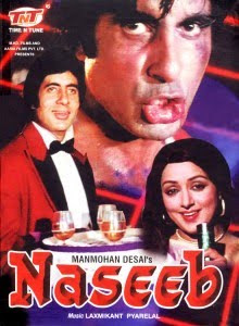 Naseeb (1981) hindi movie watch online