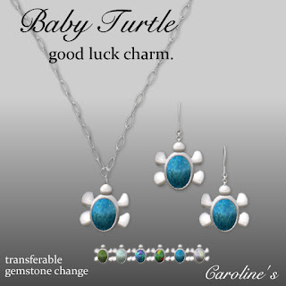 Baby Turtle Jewelry Sets