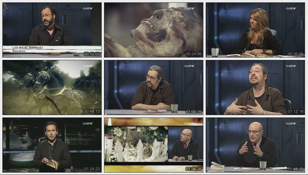 ProgramasTv.Online: Cuarto Milenio 5x30: El último dinosaurio vivo ...
