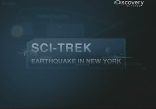 Sci-trek: Terremoto en Nueva York