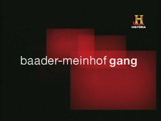 La banda baader-meinhof (R.A.F)
