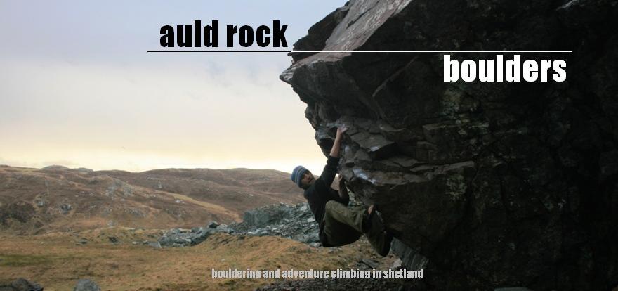 Auld Rock Boulders