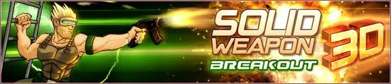Solid Weapon 3D: Breakout