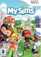 EA My Sims 240x320 Mobile Game