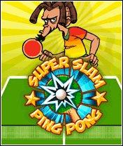 Super Slam Ping Pong Mobile Game