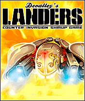 Landers Mobile Action Game