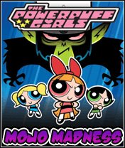The Powerpuff Girls: Mojo Madness Mobile Game