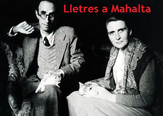 LLETRES A MAHALTA