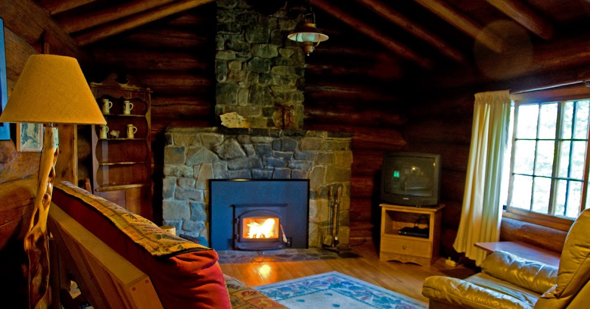 Loon Lake Tales Winter At A Northwoods Log Cabin