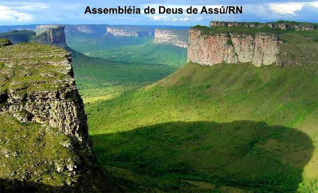 Assembleia de Deus de Assú - RN