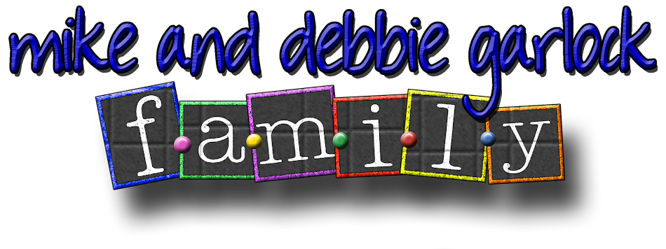Mike and Debbie Garlock Family