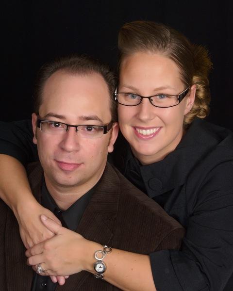 Brocc and Randi Chavis