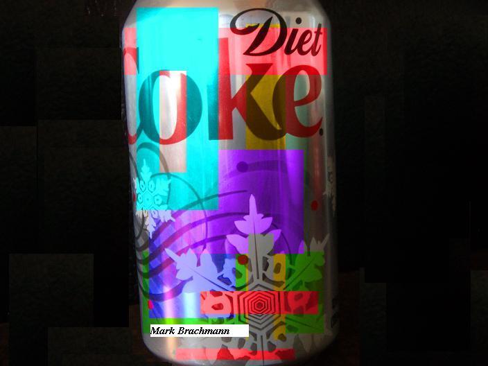Caffeine Free Coke. Including caffeine-free