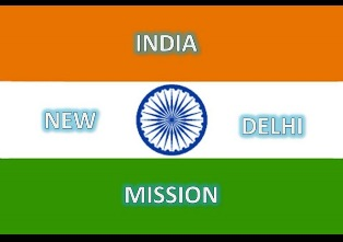THE INDIA NEW DELHI MISSION