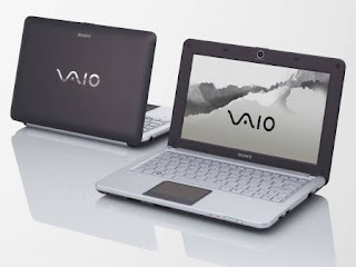 Sony Vaio Laptop Wallpaper Black
