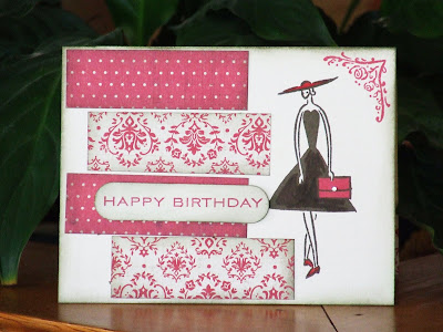 Happy Birthday Lady Images ~ Just dabbling happy birthday chic lady
