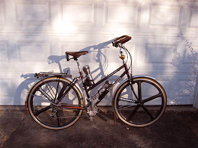 Bike Snob Nyc Rivendell This bike is a rare and