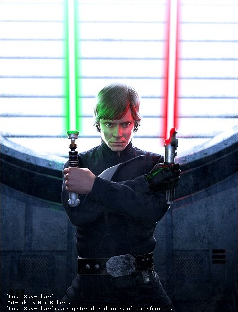 Skinny Elbows The Times They Are A Changin Luke Skywalker