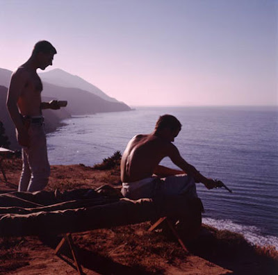 Hunter s thompson and his days in big sur coup de foudre for Big sur fishing