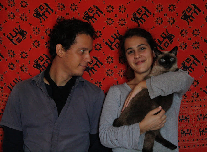Fran, Alhe y la Gata