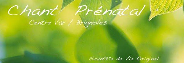 Chant Prénatal Brignoles Var