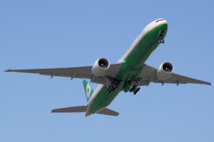 EVA Air B-16717