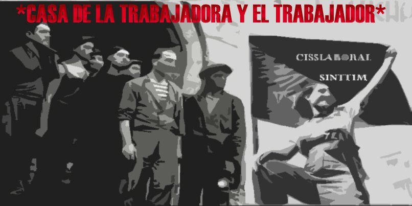 casa de la trabajadora y el trabajador
