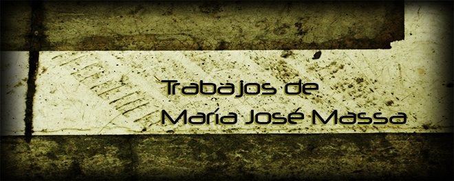 Trabajos de animación de María José Massa