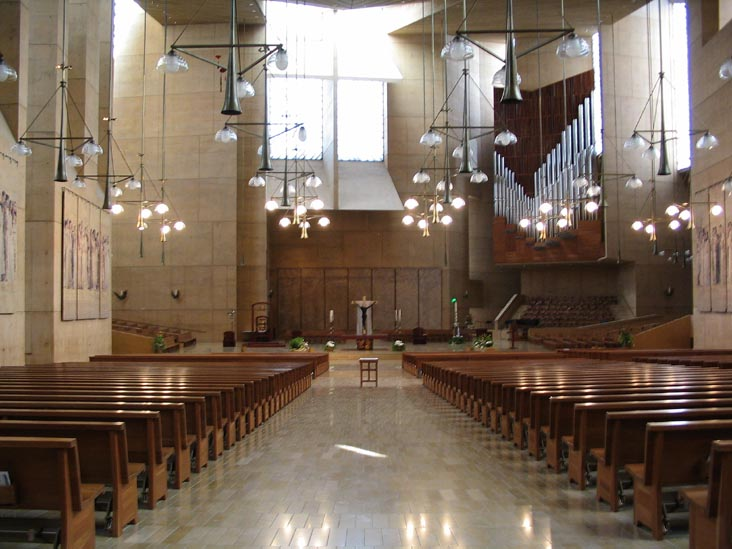 Shrine of the holy whapping october 2010 for Los angeles interior